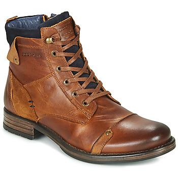 Skor Herr Boots Redskins YANI Cognac
