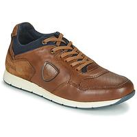 Skor Herr Sneakers Redskins SARIETTE Cognac