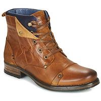 Skor Pojkar Boots Redskins YEDES CADET Cognac