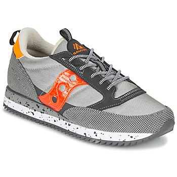 Skor Sneakers Saucony JAZZ (PEAK) Grå / Röd / Orange