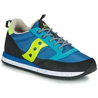 Skor Herr Sneakers Saucony JAZZ (PEAK) Blå / Svart / Gul