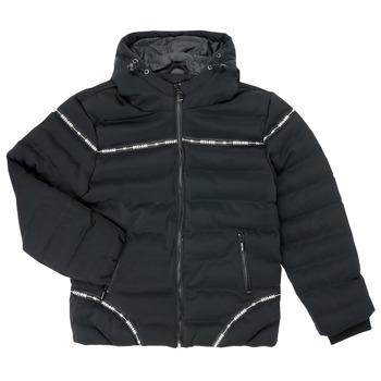 textil Pojkar Täckjackor Deeluxe HOLYSON Svart