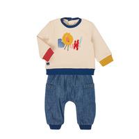 textil Pojkar Set Catimini CR36050-46 Flerfärgad