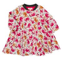textil Flickor Korta klänningar Catimini CR30093-35 Flerfärgad