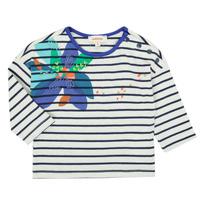 textil Flickor Långärmade T-shirts Catimini CR10123-12 Flerfärgad