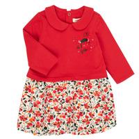 textil Flickor Korta klänningar Catimini CR30043-38 Flerfärgad