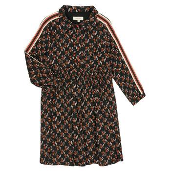 textil Flickor Korta klänningar Catimini CR30005-02-C Flerfärgad
