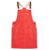 textil Flickor Korta klänningar Catimini CR31025-67-C Röd