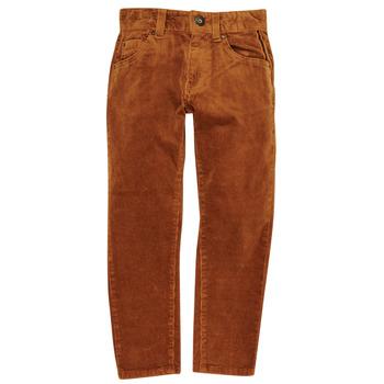 textil Pojkar 5-ficksbyxor Catimini CR22024-64-C Brun