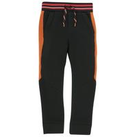 textil Pojkar Joggingbyxor Catimini CR23004-02-C Svart
