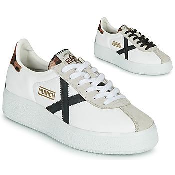 Skor Dam Sneakers Munich BARRU SKY Vit