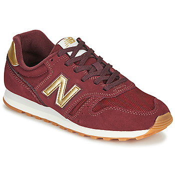 Skor Dam Sneakers New Balance 373 Bordeaux