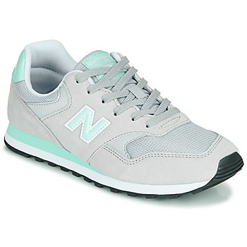 Skor Dam Sneakers New Balance 393 Grå