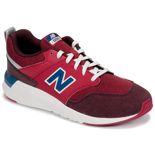 Skor Barn Sneakers New Balance YS009 Röd