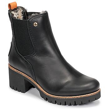 Skor Dam Boots Panama Jack PIA Svart