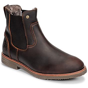 Skor Herr Boots Panama Jack GARNOCK Brun