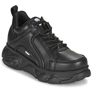 Skor Dam Sneakers Buffalo CORIN Svart