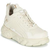 Skor Dam Sneakers Buffalo CHAI Krämfärgad