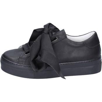 Skor Dam Sneakers Lemaré BM195 Svart