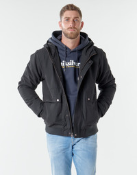 textil Herr Vindjackor Quiksilver BROOKS M JCKT KVJ0 Svart