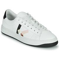 Skor Dam Sneakers Kenzo K LOGO Vit
