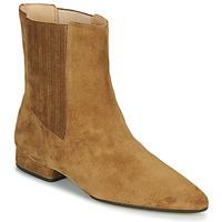 Skor Dam Boots Kenzo K LINE SOFT Kamel