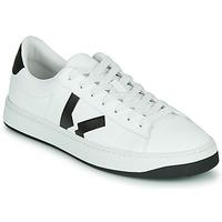 Skor Herr Sneakers Kenzo FA65SN170 Vit