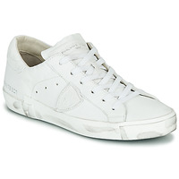 Skor Dam Sneakers Philippe Model PARIS X BASIC Vit