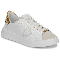Skor Dam Sneakers Philippe Model TEMPLE Vit