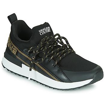 Skor Dam Sneakers Versace Jeans Couture VZASG1 Svart
