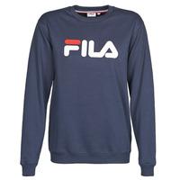 textil Sweatshirts Fila PURE Crew Sweat Blå / Mörk