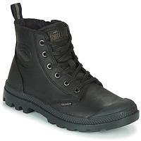 Skor Boots Palladium PAMPA ZIP LTH ESS Svart
