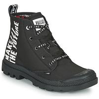Skor Boots Palladium PAMPA HI FUTURE Svart