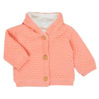 textil Flickor Koftor / Cardigans / Västar Noukie's Z050003 Rosa