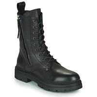 Skor Dam Boots Replay PAMELA STANDING Svart