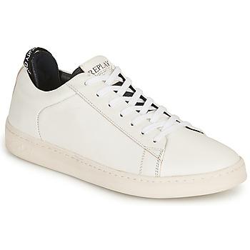 Skor Herr Sneakers Replay BLOG ERIK Vit