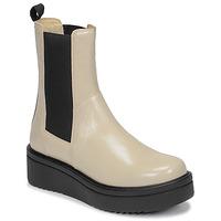 Skor Dam Boots Vagabond TARA Beige