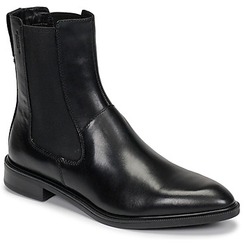 Skor Dam Boots Vagabond Shoemakers FRANCES Svart