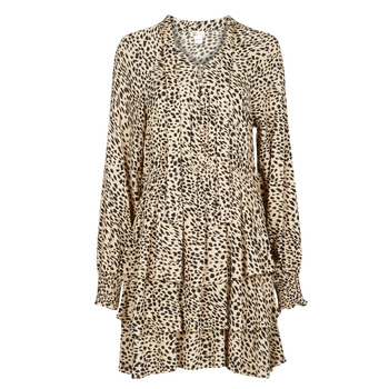 textil Dam Korta klänningar Billabong SOULMATE Flerfärgad