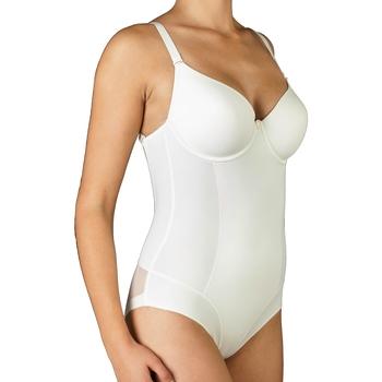 Underkläder Dam Body Selene BD GIORGIA-C MARFIL Blanco roto