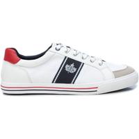 Skor Herr Sneakers Xti 43993 BLANCO Blanco