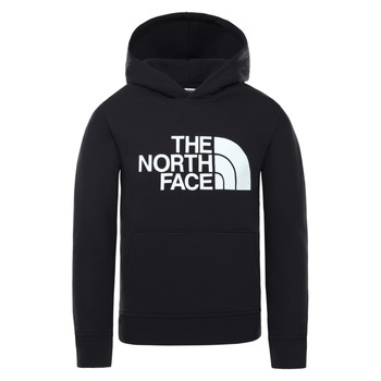 textil Barn Sweatshirts The North Face DREW PEAK HOODIE Svart