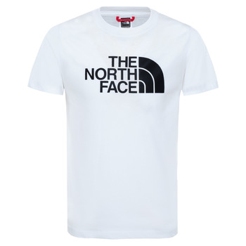 textil Barn T-shirts The North Face EASY TEE Vit
