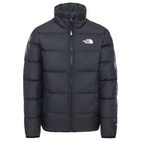 textil Barn Täckjackor The North Face REVERSIBLE ANDES JACKET SUMMIT Svart