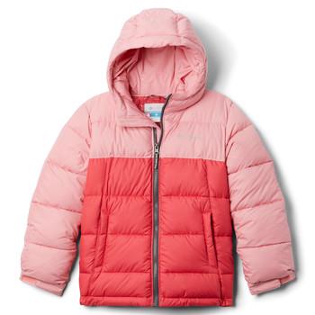 textil Flickor Täckjackor Columbia PIKE LAKE JACKET Rosa