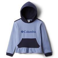 textil Flickor Sweatshirts Columbia COLUMBIA PARK HOODIE Blå