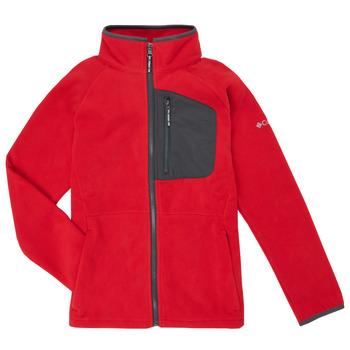 textil Pojkar Fleecetröja Columbia FAST TREK Röd