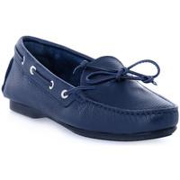 Skor Dam Loafers Frau BRIO BLU Blu