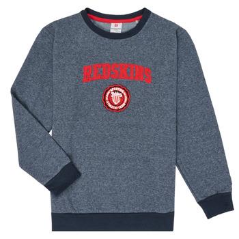 textil Pojkar Sweatshirts Redskins SW-H20-04-NAVY Marin
