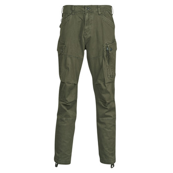 textil Herr Cargobyxor G-Star Raw ROXIC STRAIGHT TAPERED CARGO PANT Asfalt